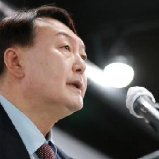 """尹 """"이재명 손으로 설계 이미 범죄, 묻을 수 없다"""""""
