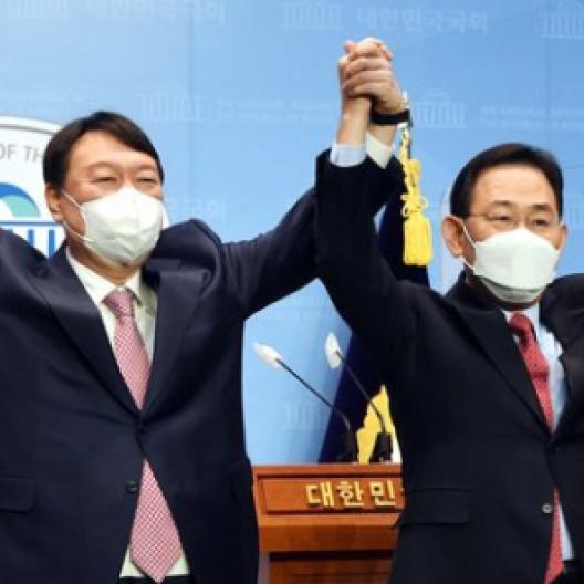 최재형 洪과 공식 손 잡은 날…주호영, 尹캠프 선대위장 합류