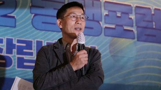 """진중권 """"국민의힘이 100% 공공개발 막았다? 이재명 거짓말"""""""